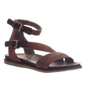 OTBT March On Tuscany Flat Gladiator Sandals 8
